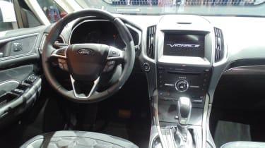 Ford S-MAX Vignale Geneva - interior