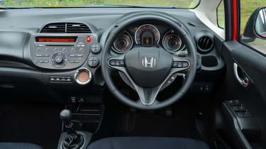 Honda Jazz 1.4 ES Plus interior