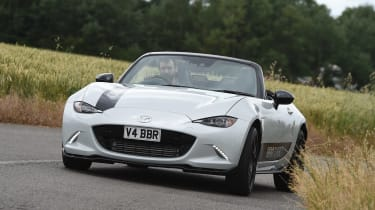 BBR Mazda MX-5 Turbo - front action