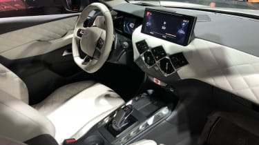 DS 3 Crossback - Paris - Interior