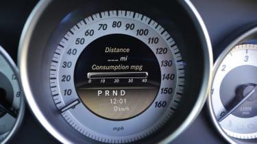 Used Mercedes C-Class - economy
