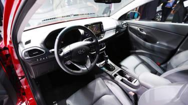 Hyundai i30 Tourer Geneva - dash