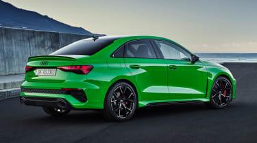 Audi RS 3 Saloon - rear static