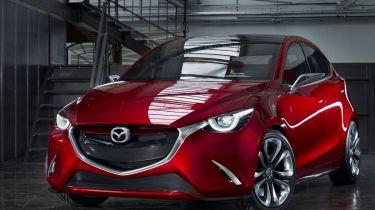 Mazda-Hazumi-concept-front-quarter