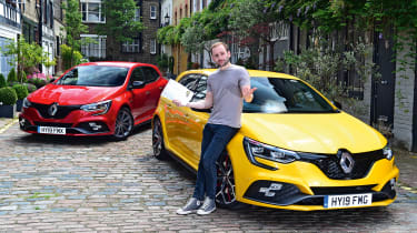 Renault Megane R.S. - best long-term cars 2019