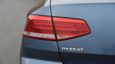 Volkswagen Passat - rear detail