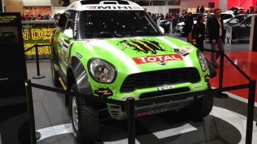MINI X-raid Dakar winner