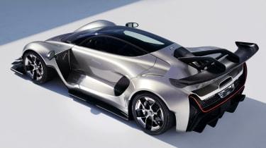 Czinger 21C - 2021 rear