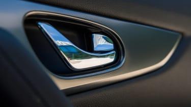 New Nissan Qashqai 2017  handles