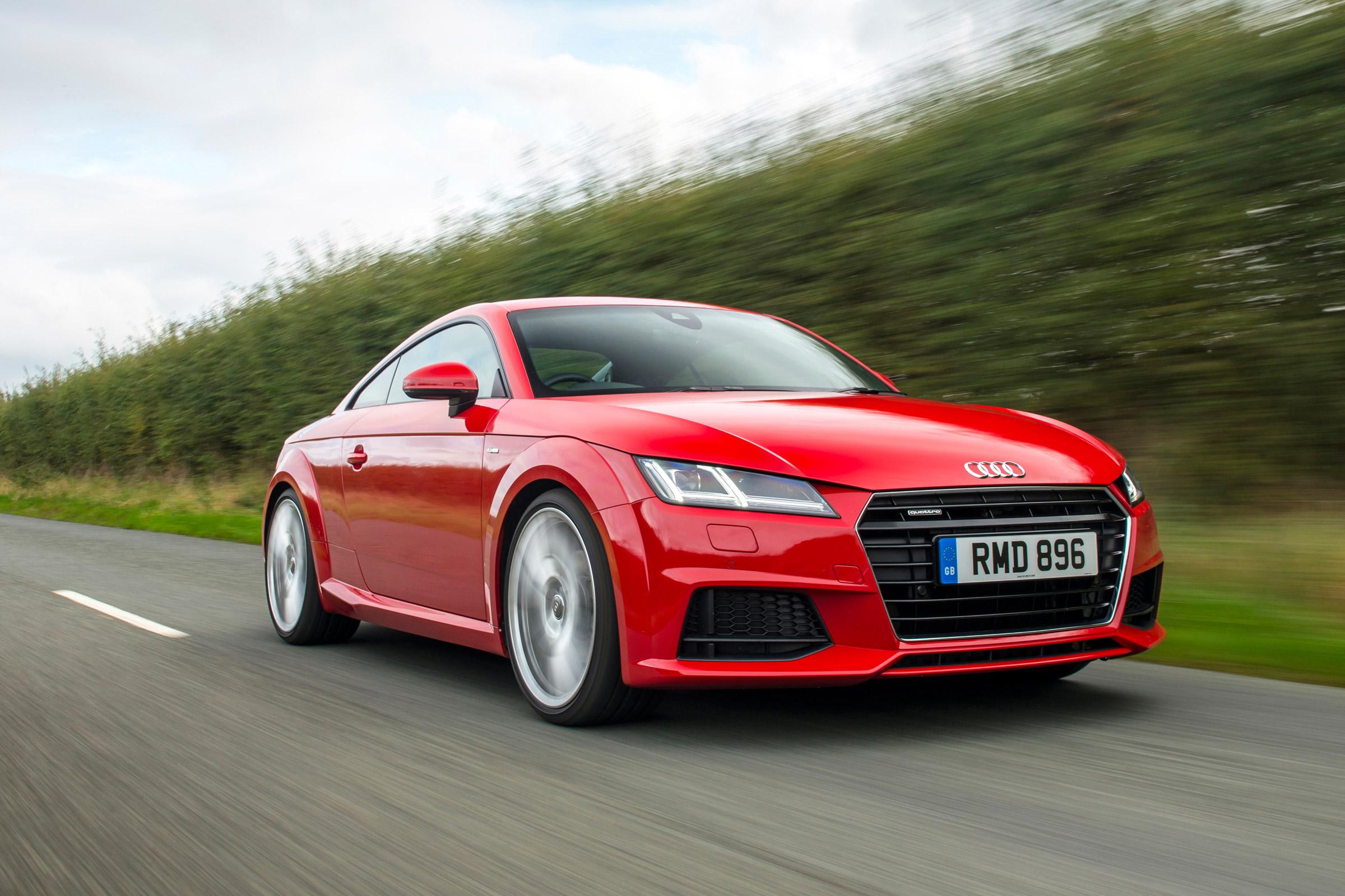 Audi TT 2.0 TFSI quattro 2015 review | Auto Express