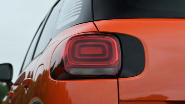 Citroen C3 Aircross - taillight
