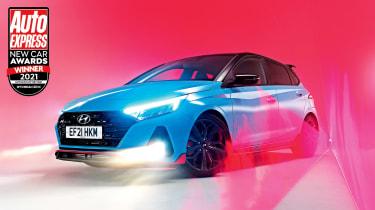 Hyundai i20 N - New Car Awards 2021