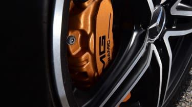 Mercedes-AMG GT C - wheel