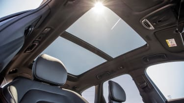 New Volvo XC60 review - glass roof