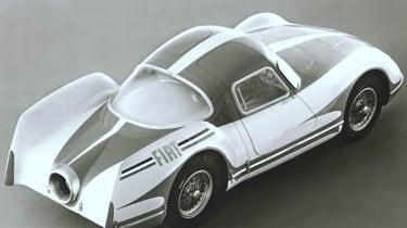 Fiat Turbina - rear
