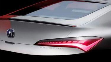 Honda Integra teaser