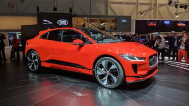 Jaguar I-Pace Geneva 2018