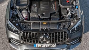Mercedes-AMG GLE 53 - engine