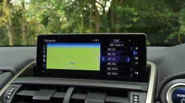 Used Lexus NX - sat-nav