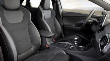 hyundai i30 fastback n line interior seat