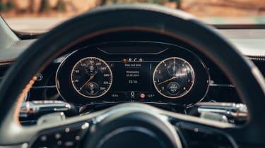 Bentley Flying Spur Verdant - Instrument Binnacle