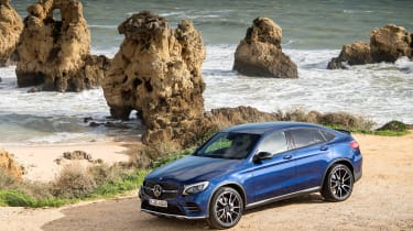 Mercedes-AMG GLC 43 Coupe  high