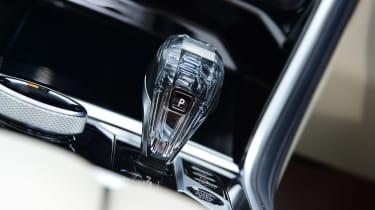 BMW M850i xDrive Gran Coupe - transmission