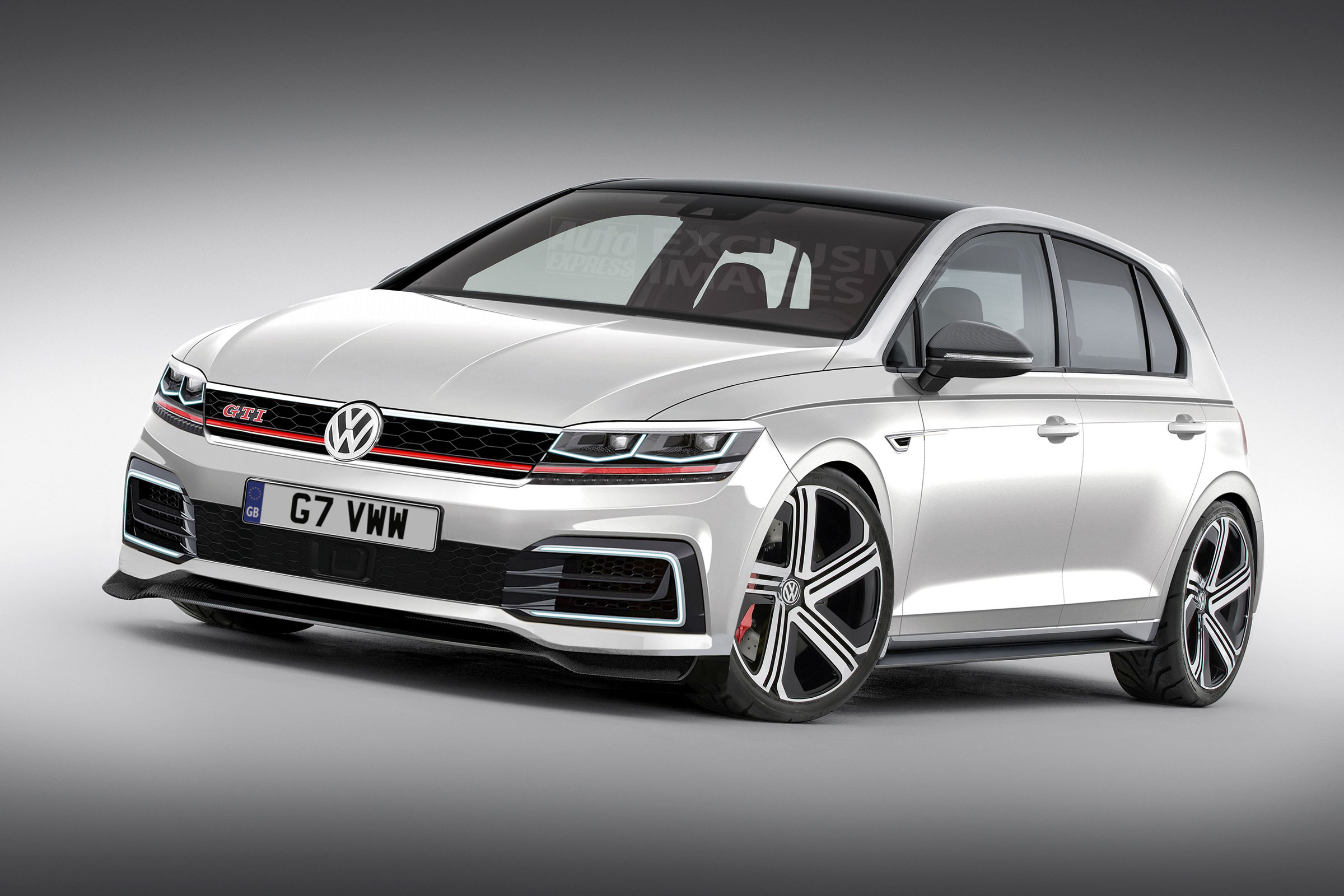 New Vw Golf Gti Mk8 On Sale In 2019 With Big Power Boost Auto Express