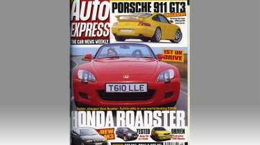 Auto Express Issue 550