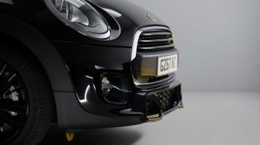 MINI 1499 GT - front detail