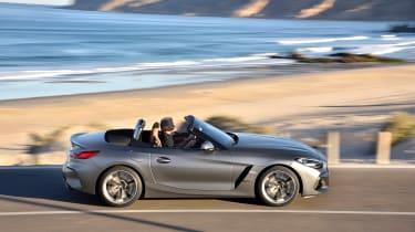 BMW Z4 - side