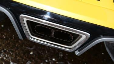 Renault Megane R.S. 300 Trophy - exhausts