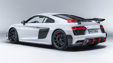 Audi TT RS and Audi R8 performance parts - Audi R8 rear
