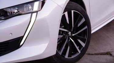 Peugeot 508 Hybrid - wheel