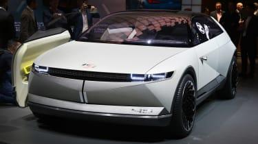 Hyundai 45 concept - Frankfurt front static