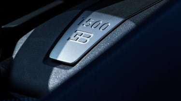 Bugatti Chiron - The Quail engine 2