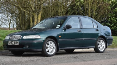 How a cheap used car could save you money - Rover 420