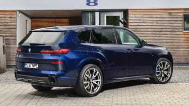 BMW X8 - rear (watermarked)