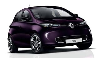 Renault Zoe update - front