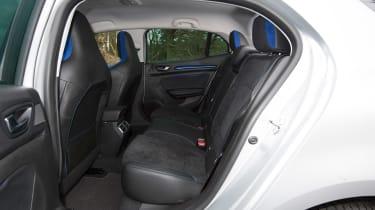 Renault Megane - rear seats