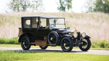 1915 Rolls-Royce 40/50 HP Silver Ghost Limousine by Hamshaw