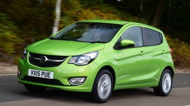 Best first cars for new drivers - Vauxhall Viva