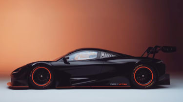 McLaren 720S GT3X - side