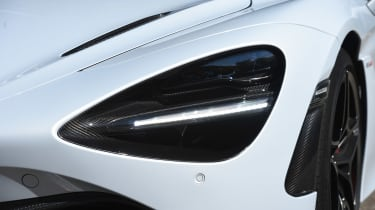 McLaren 720S - front light