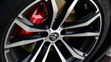 Toyota Supra 2.0 - wheel
