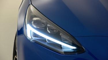 New Ford Focus studio - front light