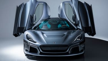 Rimac C_Two - front