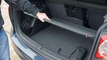 Volkswagen Golf Plus boot