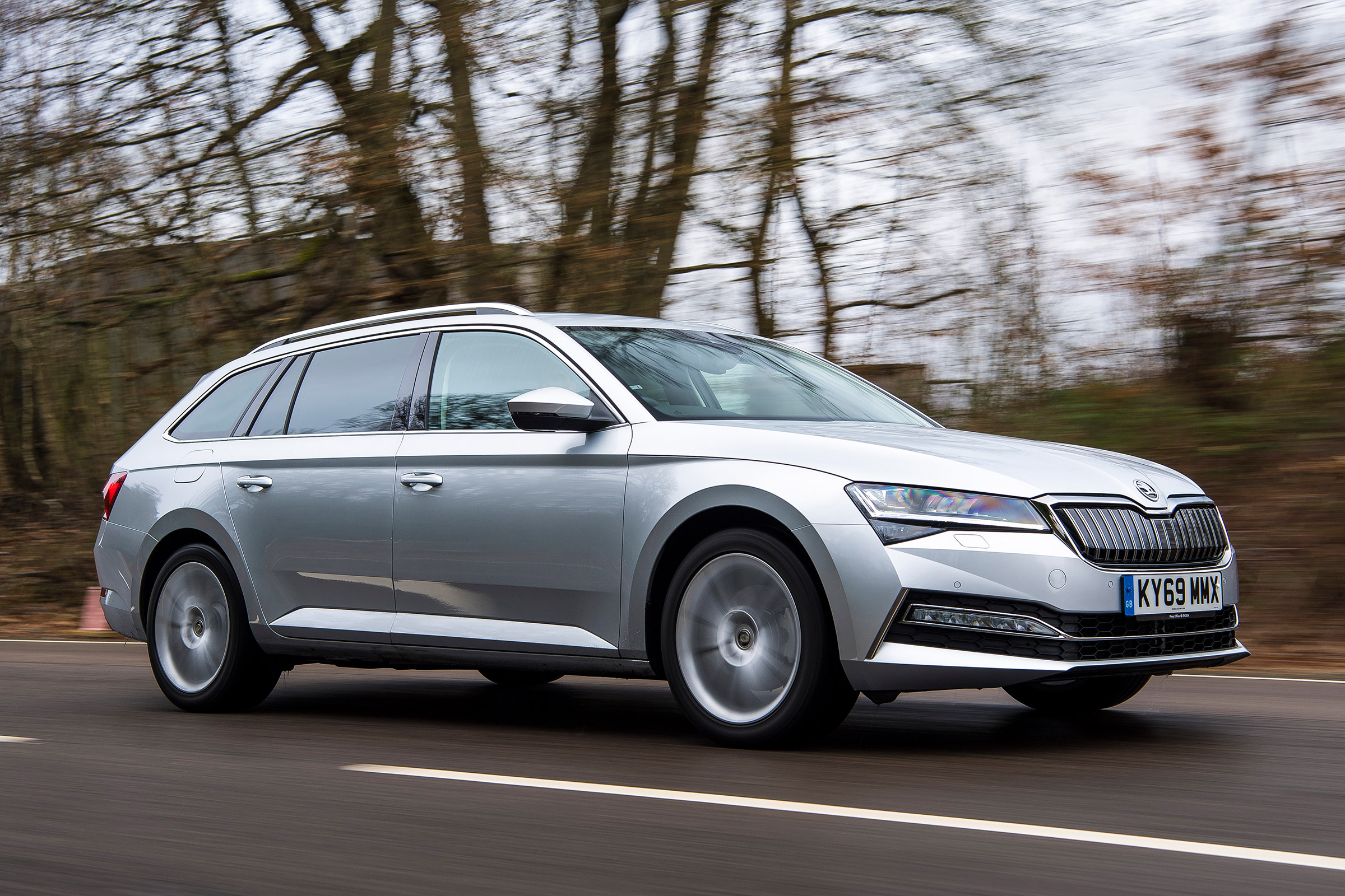 New Skoda Superb Iv Estate 2020 Review Auto Express
