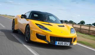 Lotus Evora 400 front
